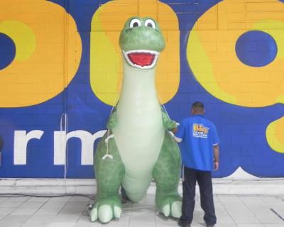 Dinossauro Tridimensional - 3,00m