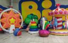 Cenários Infláveis - Sorrir e Brincar - Foto 11