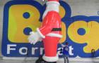 Papai Noel Inflável em pé - Foto 1