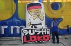 Inflável Promocional Sushi Loko - Foto 1