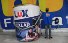 Inflável Promocional  Tintas Lux - Réplica - Foto 2