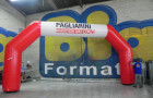 Inflável Promocional Belumi e Pagliarini - Portal Personal - Foto 4