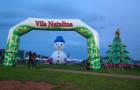 Inflável Promocional Vila Natalina - Foto 13
