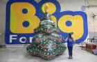 Novo Modelo! - Árvore de Natal Inflável - Foto 1