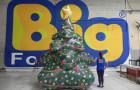 Novo Modelo! - Árvore de Natal Inflável - Foto 2
