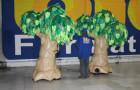 Árvores - Cenário Inflável - 2,00 - 2,50 e  3,50m - Foto 3