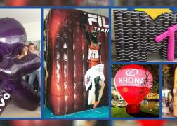 5 opções de Infláveis gigantes para Impressionar o seu público