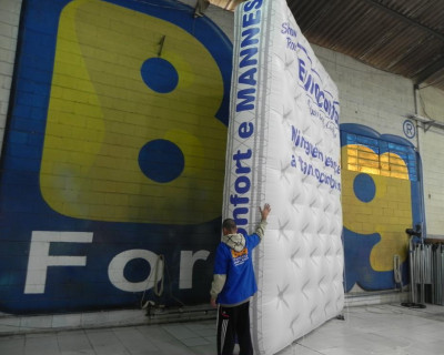 Réplica Colchão - Euroconfort