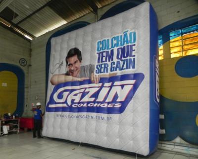 Réplica Colchão - Gazin