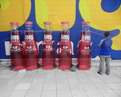 Réplica Garrafa - Keep Cooler