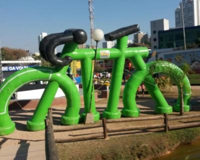 Réplica Bicicleta - Volta Ciclística